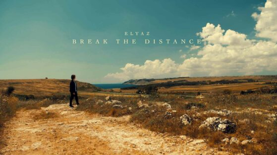 ELYAZ - Break the Distance (landscape cover)