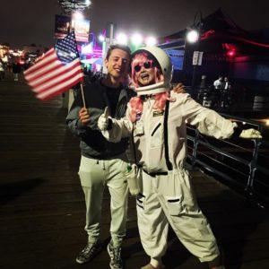 ELYAZ - Oops .. An astronaut 😶