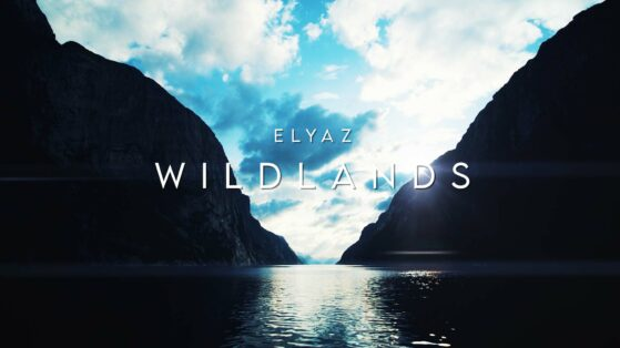ELYAZ - Wildlands (landscape cover)